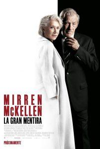 """Poster for the movie """"La gran mentira"""""""