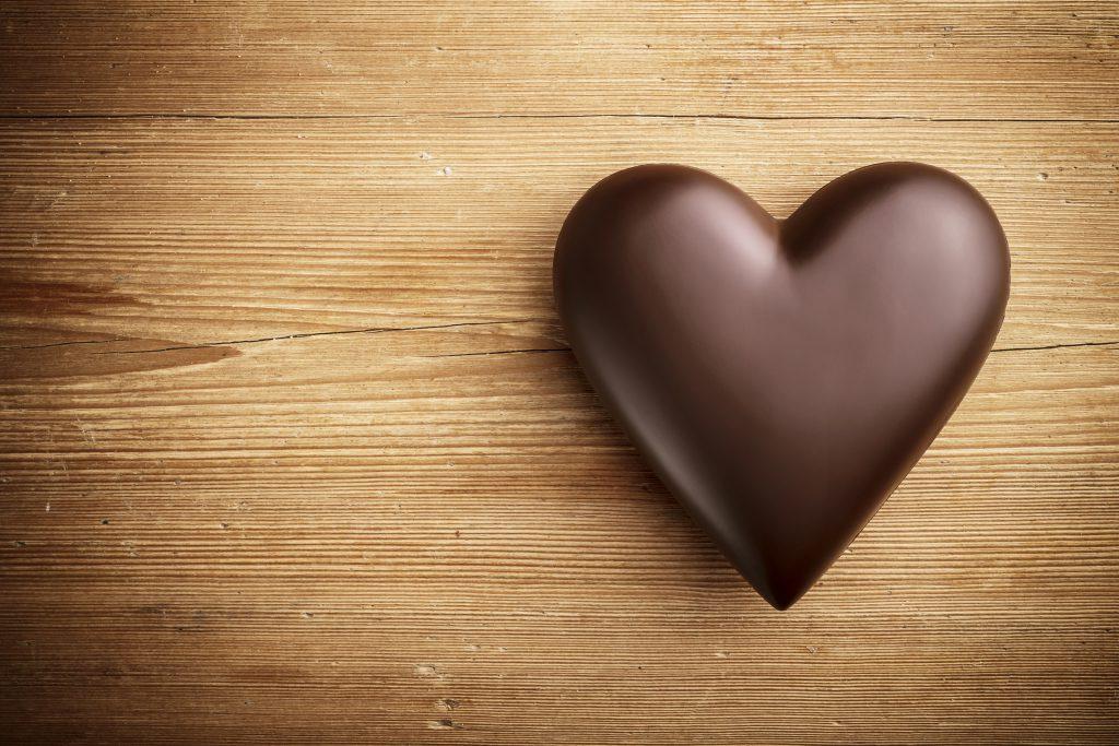 chocolate san valentin Alisios