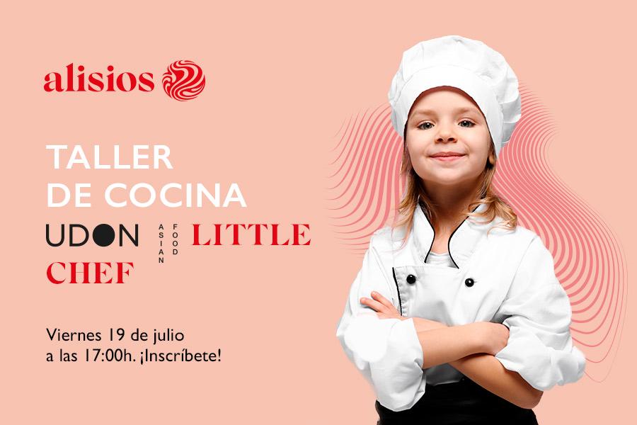 Taller de cocina UDON Little Chef