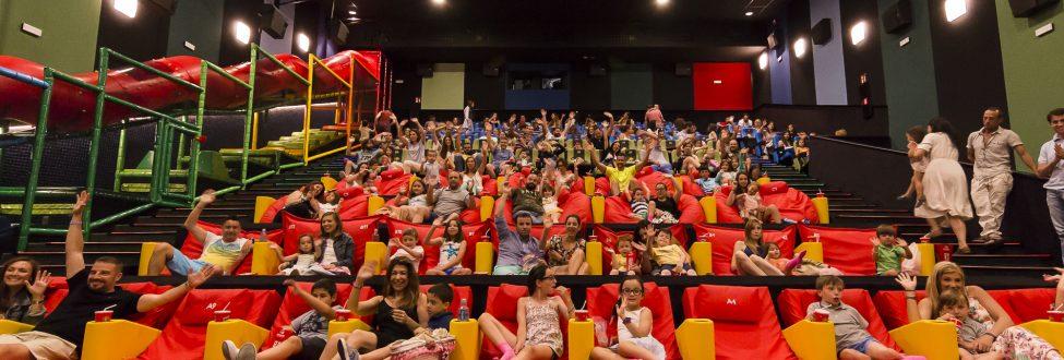 La Mejor Manera De Vivir El Cine Esta En Alisios Vive Alisios