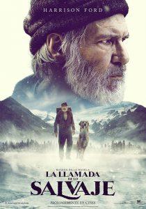 """Poster for the movie """"La llamada de lo salvaje"""""""
