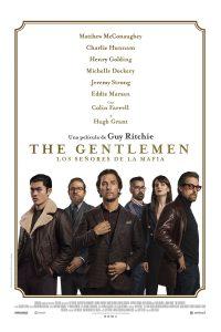 """Poster for the movie """"The Gentlemen: Los señores de la mafia"""""""