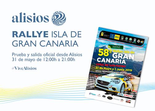 58º Edición del Rallye Isla de Gran Canaria