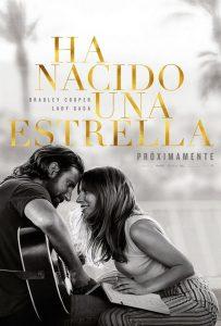 """Poster for the movie """"Ha nacido una estrella"""""""