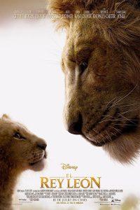 """Poster for the movie """"El Rey León"""""""