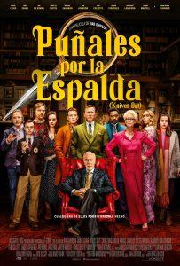 """Poster for the movie """"Puñales por la espalda"""""""